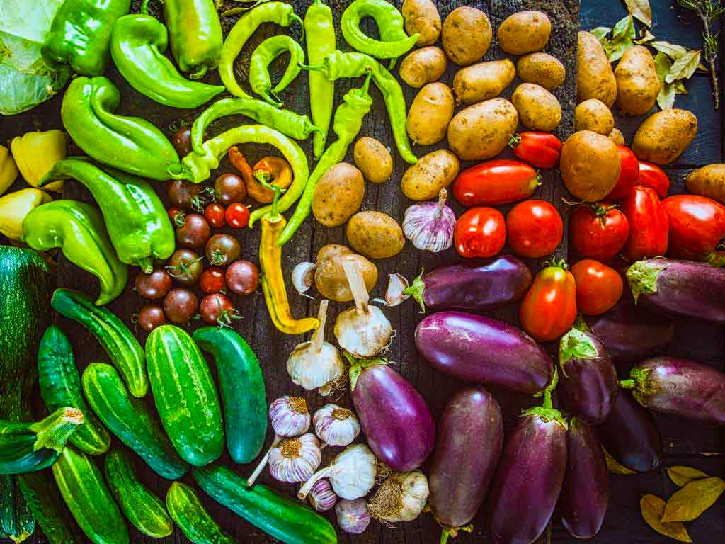 Gemüse ist der neue Star in der Ernährung