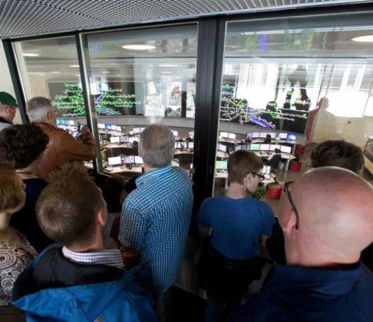 KVB hautnah beim Tag der offenen Tür: Ein Blick hinter die Kulissen copyright: KVB