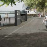 Vorentwurf der Kölner Rheinuferpromenade - bald soll diese umgestaltet werden. copyright: RMP Stephan Lenzen Landschaftsarchitekten