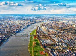 Entdecken Sie mit CityNEWS Köln im Gyrocopter aus der Vogelperspektive copyright: Michael Pferrer