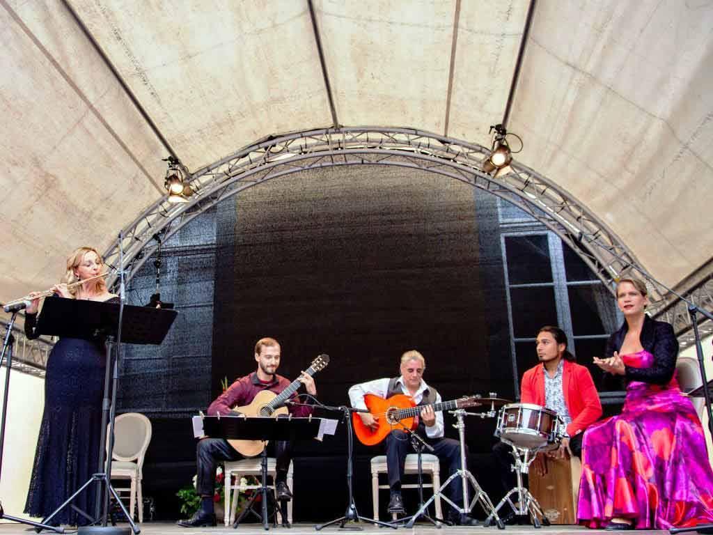 Programm-Highlights im Rheinischen Kultursommer 2019 copyright: Ira Weinrauch - Niederrhein Musik Festival