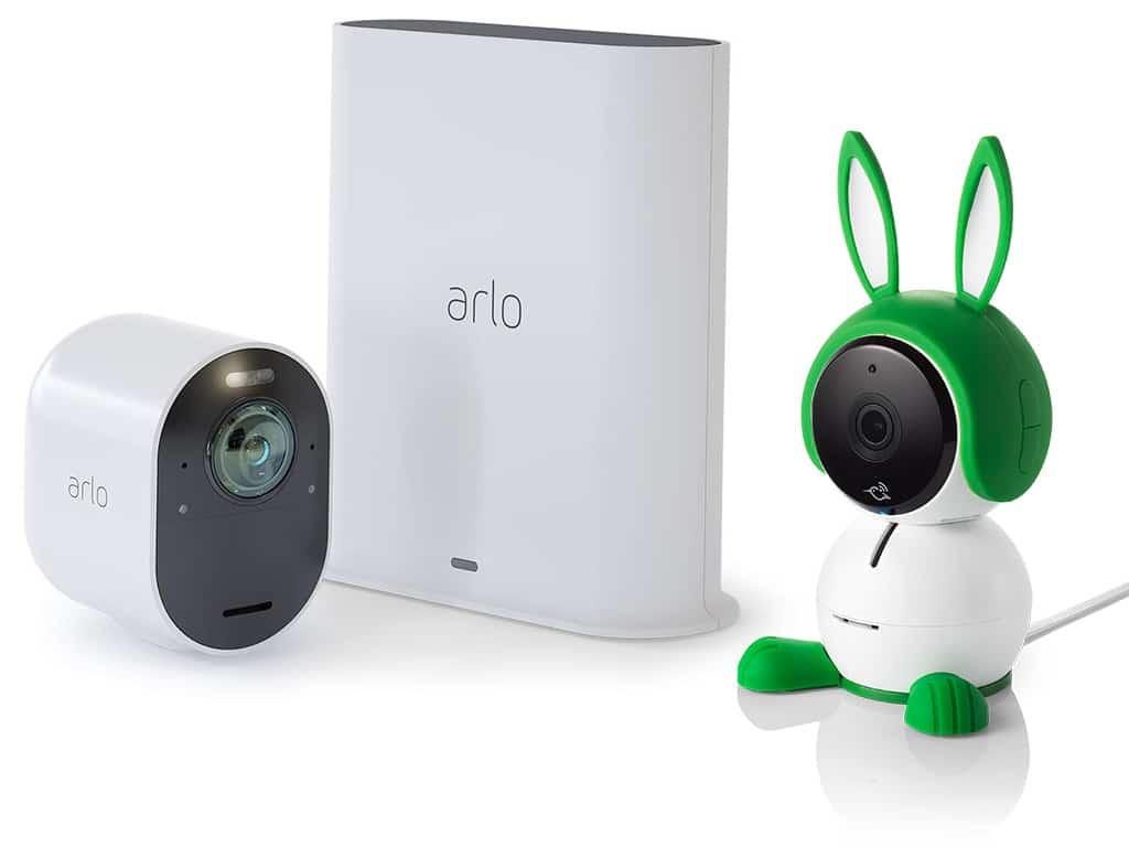 Gewinnen Sie mit CityNEWS ein komplettes Sicherheitssystem von Arlo im Wert von über 700 Euro. copyright: Arlo