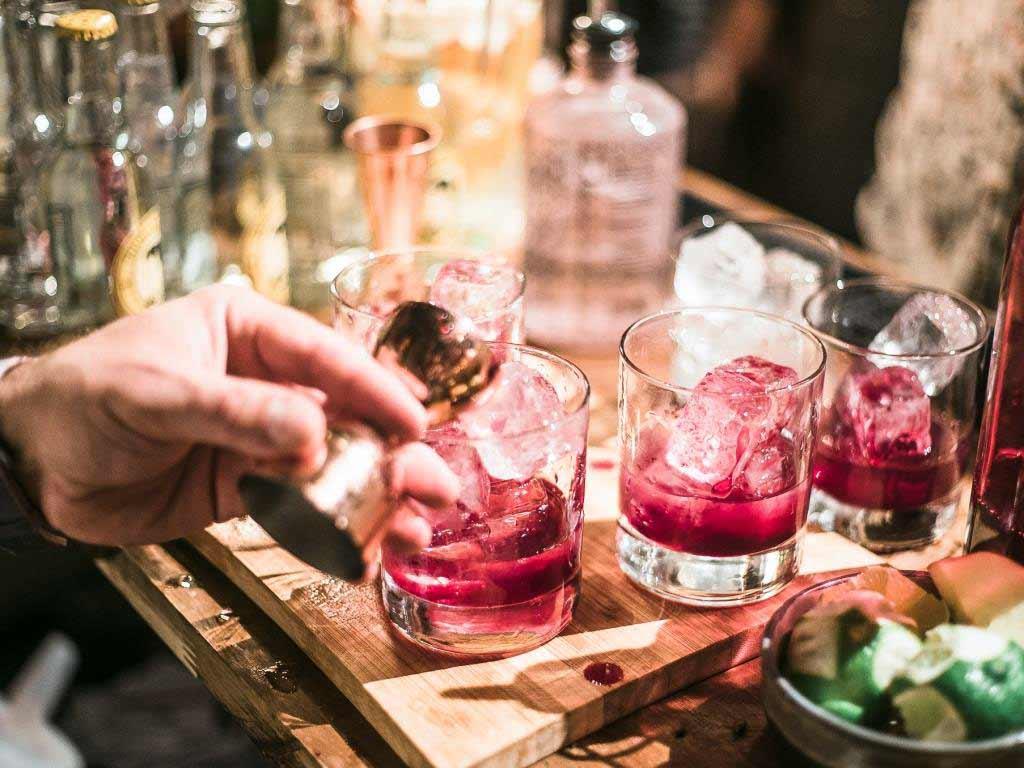 Germany´s unique Gin Festival 2019 zu Gast in Köln copyright: Germany´s unique Gin Festival