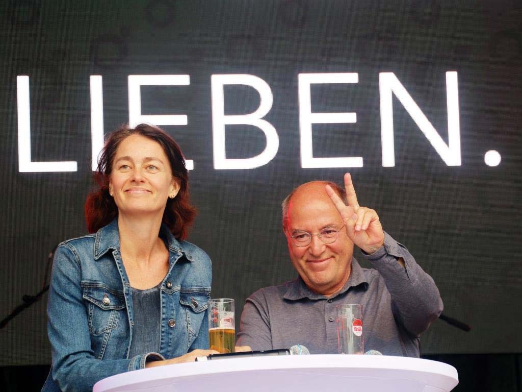 Der Kölner CSD ist willkommener Treffpunkt für die Polit-Prominenz. copyright: CityNEWS
