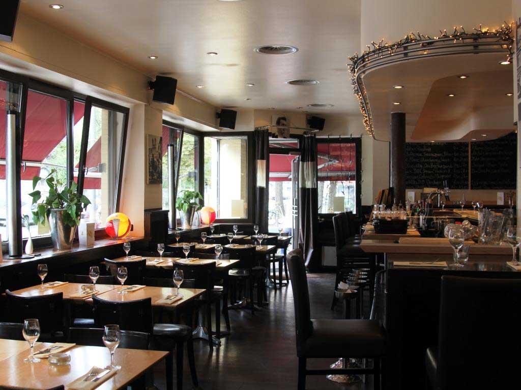 Das Wein-Restaurant Tappo in Köln-Sülz überzeugt mit deutsch-französischer Küche auf gehobenem Brasserie-Niveau.