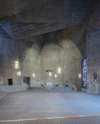Kirche St. Gertrud im Kölner Agnesviertel wird zum erlebbaren Exponat. copyright: Michael Rasche / www.michaelrasche.com