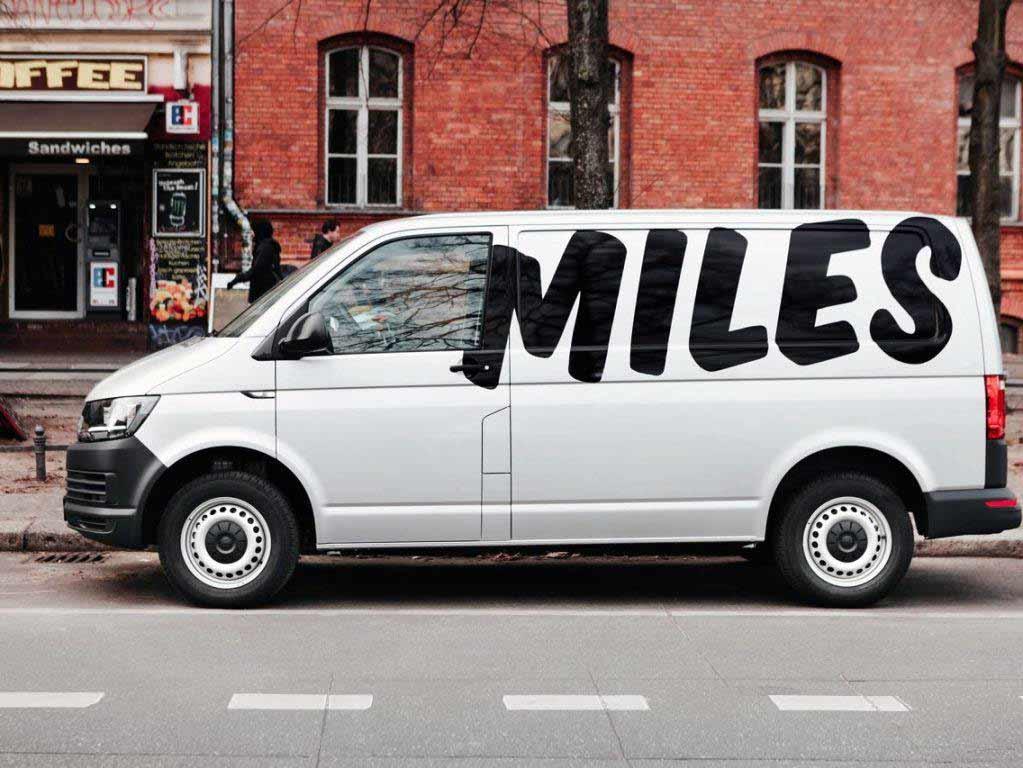 Auch Transporter lassen sich nach dem Carsharing-Prinzip nutzen.<br /> copyright: MILES Mobility GmbH