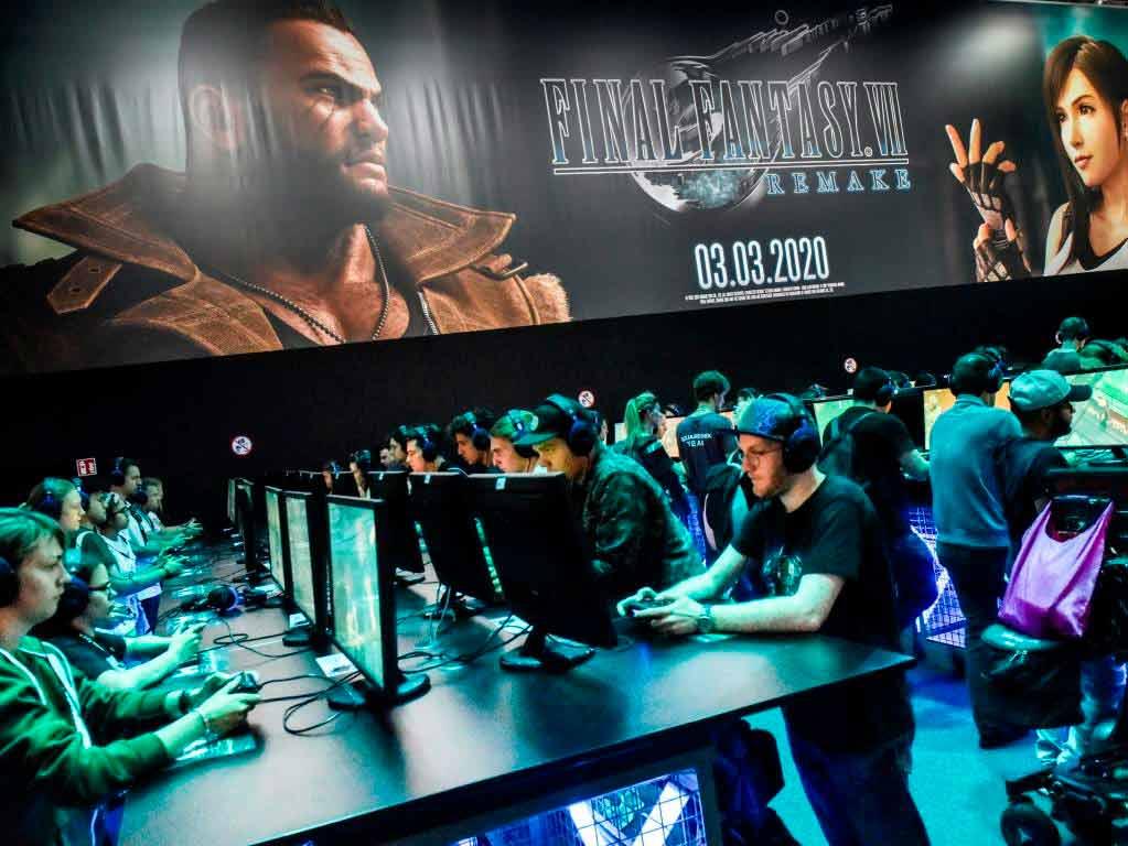 Kölner gamescom 2019 zeigte mehr Neuheiten als je zuvor copyright: Koelnmesse GmbH / Thomas Klerx
