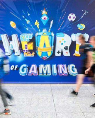 Spielemesse gamescom 2019 in Köln endet mit erneuten Rekordzahlen copyright: Koelnmesse GmbH / Harald Fleissner