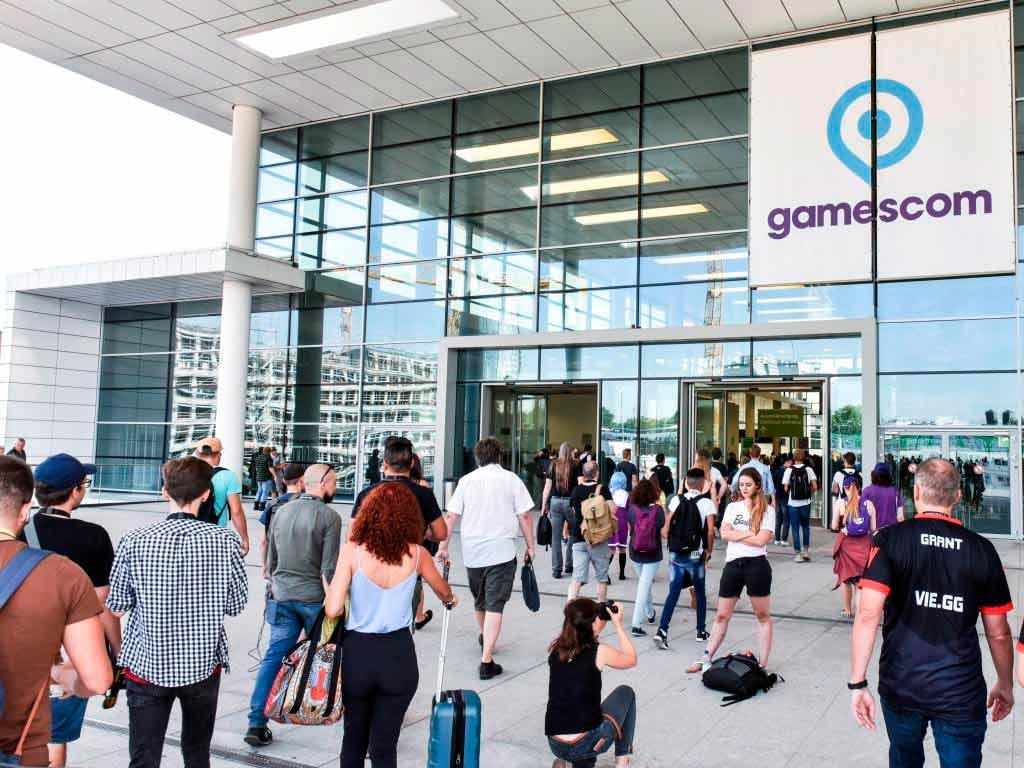 Im Mai soll es weitere Infos zur gamescom 2020 in Köln geben copyright: Koelnmesse GmbH / Thomas Klerx