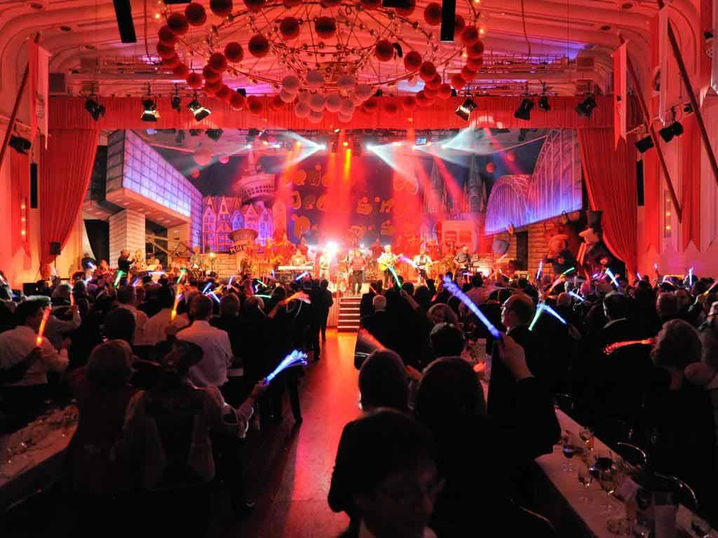 Im Kölner Gürzenich finden über 200 Veranstaltungen pro Jahr statt. copyright: KölnKongress