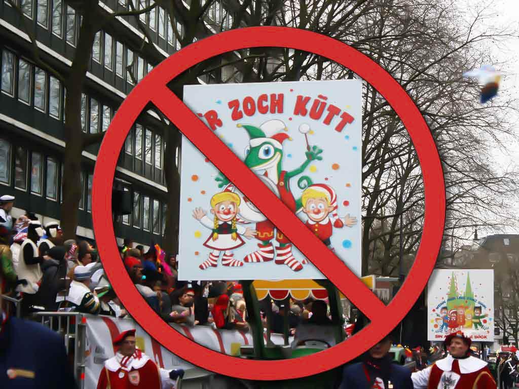 Entscheidung steht fest: Kölner Rosenmontagszug 2020 geht nicht nach Deutz copyright: CityNEWS