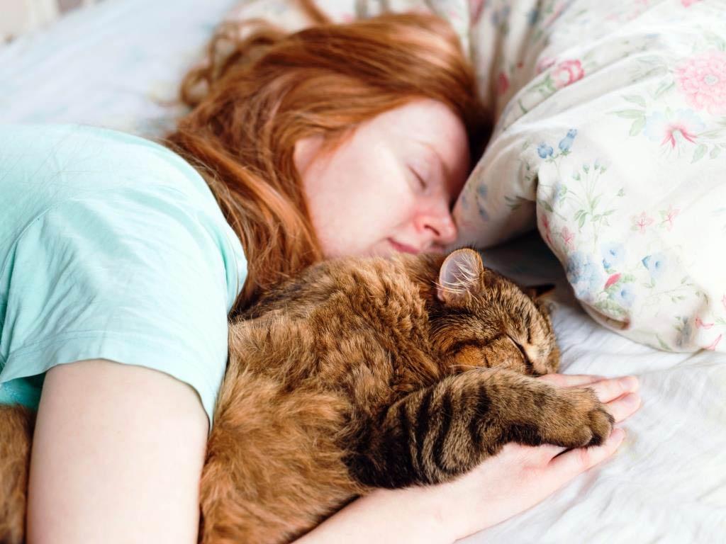 Einfach mal früher zu Bett gehen und etwas für die Abwehr tun. copyright: Envato / Vladdeep