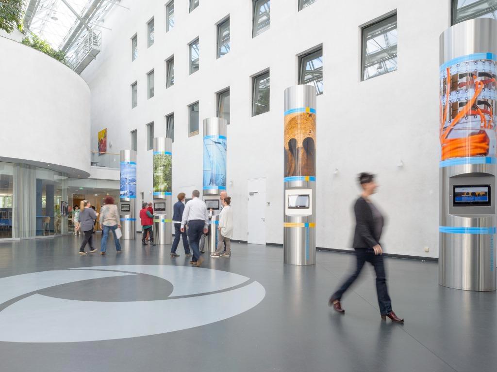 Die StEB Köln verstehen sich als Dienstleister der Wasserwirtschaft und bilden einen wesentlichen Baustein der öffentlichen Daseinsvorsorge. copyright: StEB Köln / Peter Jost