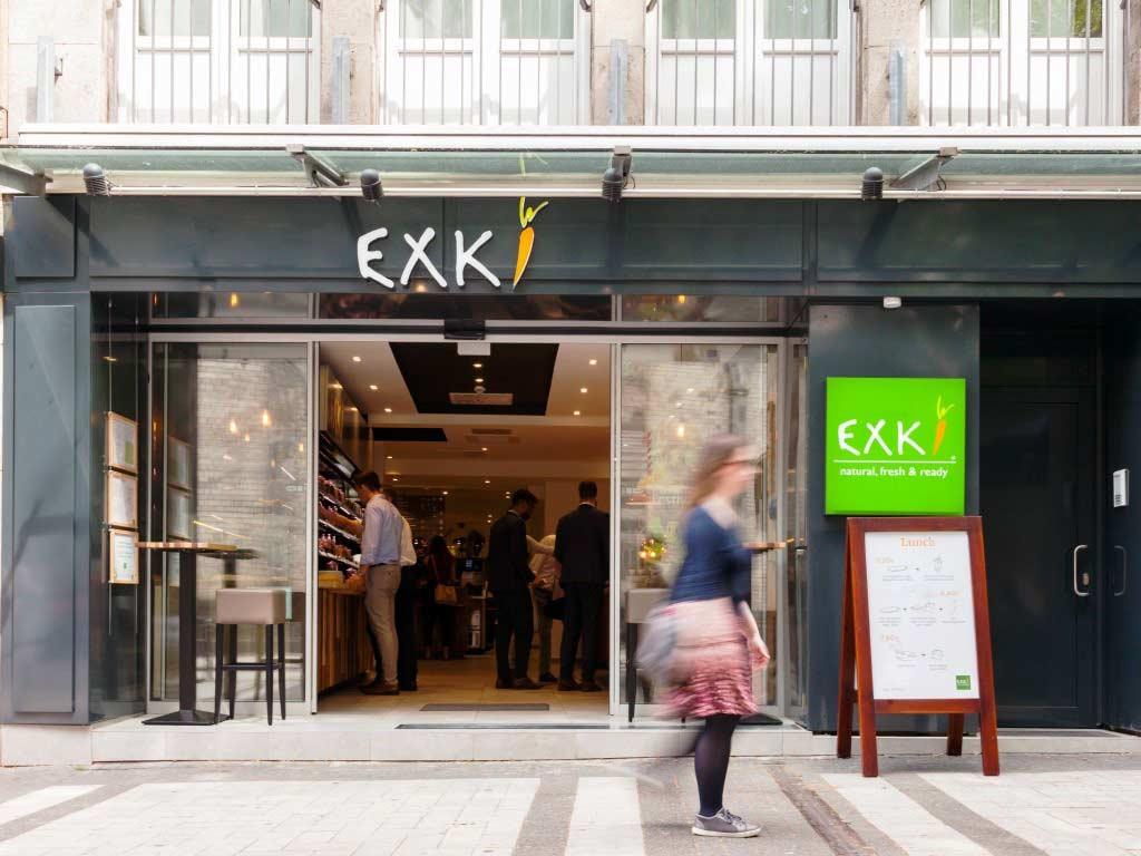 Feel Good Food aus Belgien: EXKi-Restaurants in Köln
