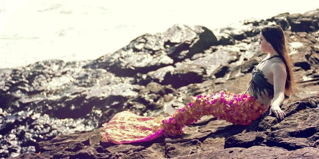 Mermaiding: Das Nixenfieber hat Köln erreicht