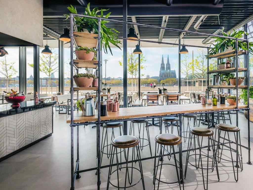 CityNEWS-Restaurant-Tipp: Das Sticky Fingers in Köln-Deutz copyright: Hyatt Regency Köln / Gerrit Meier