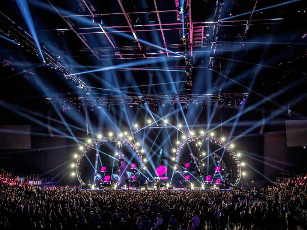 CityNEWS verlost Tickets zu THE DOME 2019 an Halloween in der Kölner LANXESS arena! copyright: RTL II / Markus Nass