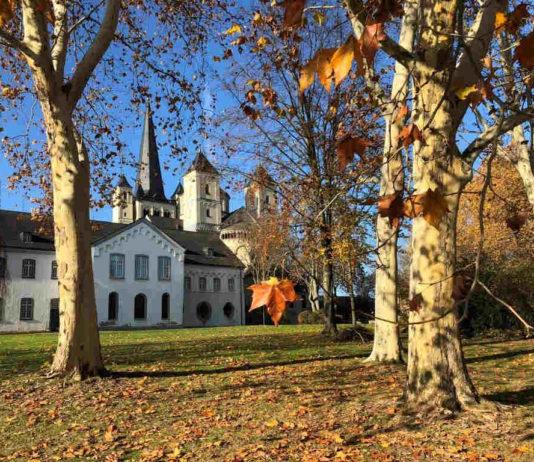 Abtei Brauweiler bei Köln: Vielfalt trifft auf Kultur und Historie copyright: Gabriel Gach
