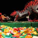 BRICKLIVE BRICKOSAURS: Auf Dino-Abenteuerreise im Odysseum Köln copyright: Odysseum Köln