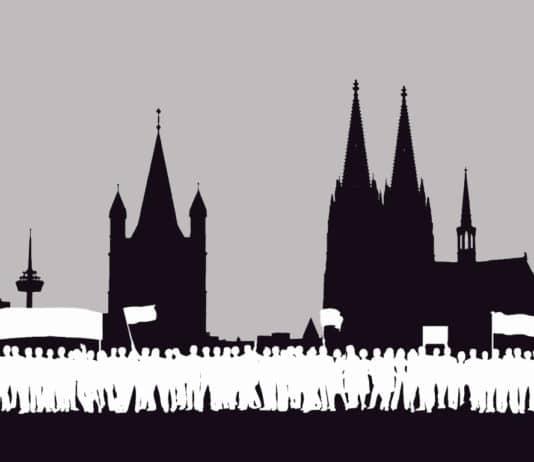 Köln bereitet sich auf große Demonstration vor: Hier alle Infos! copyright: CityNEWS / pixabay.com