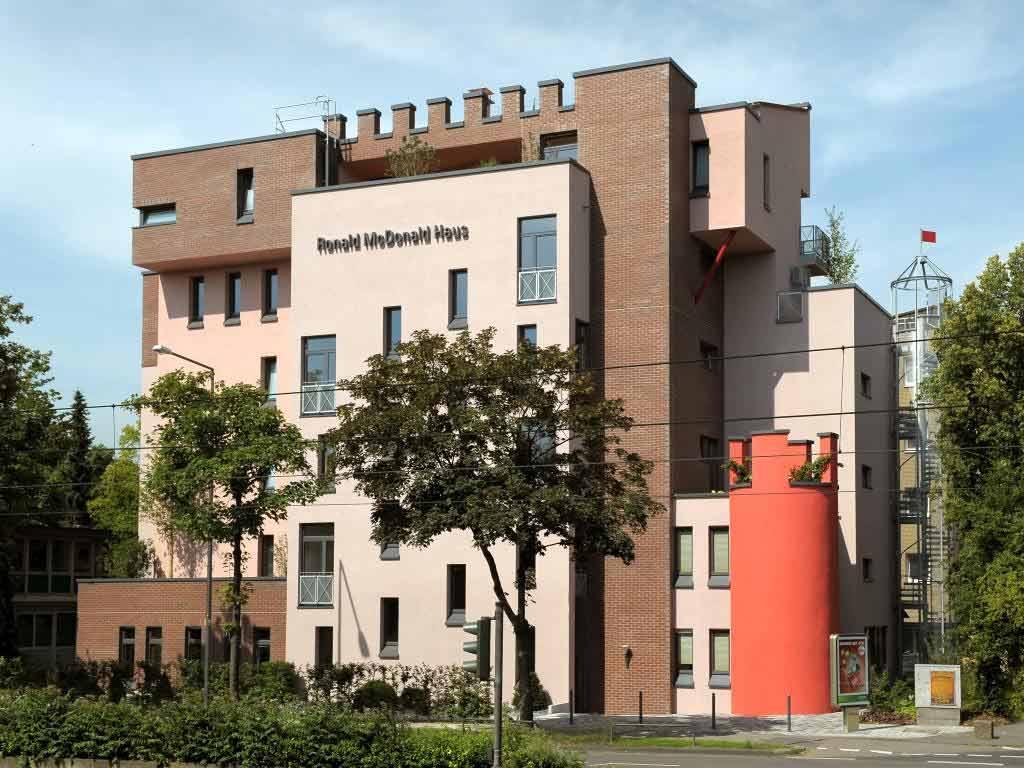 Ronald McDonald Haus am Kinderkrankenhaus in Köln feiert Jubiläum copyright: McDonald's Kinderhilfe Stiftung