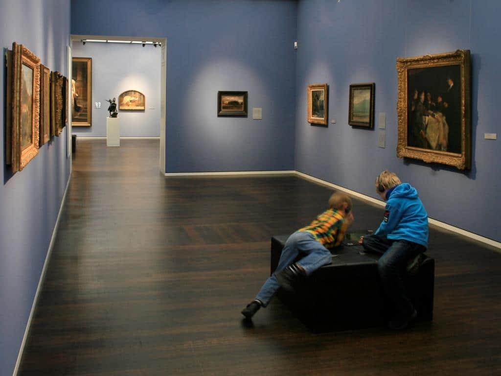 Kunst und Kultur für Kids: Köln bietet jede Menge Programm in den Museen auch für Kinder. copyright: Wallraf-Richartz-Museum & Fondation Corboud