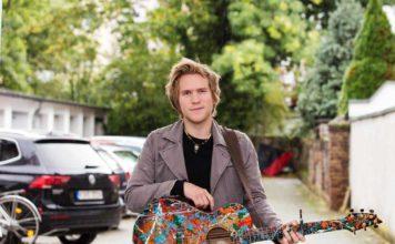 CityNEWS stellt den Singer-Songwriter Danny Latendorf vor. copyright: CityNEWS / Alex Weis