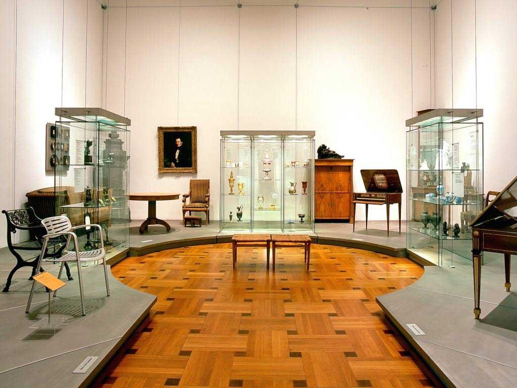 Museum für Angewandte Kunst Köln. copyright: Rheinisches Bildarchiv / Marion Mennicken