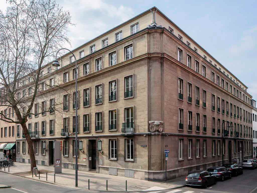 NS-Dokumentationszentrum in Köln copyright: Jörn Neumann