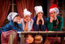"""Verlosung: Mit CityNEWS in das Kinder-Musical """"Die Weihnachtsbäckerei"""" copyright: Morris Mac Matzen / mmacm.com"""