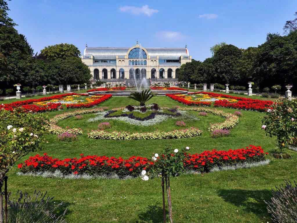 Im Kölner Krimi Luxuslügen geht es um die Flora, einem Mord und ein düsteres Geflecht. copyright: pixabay.com