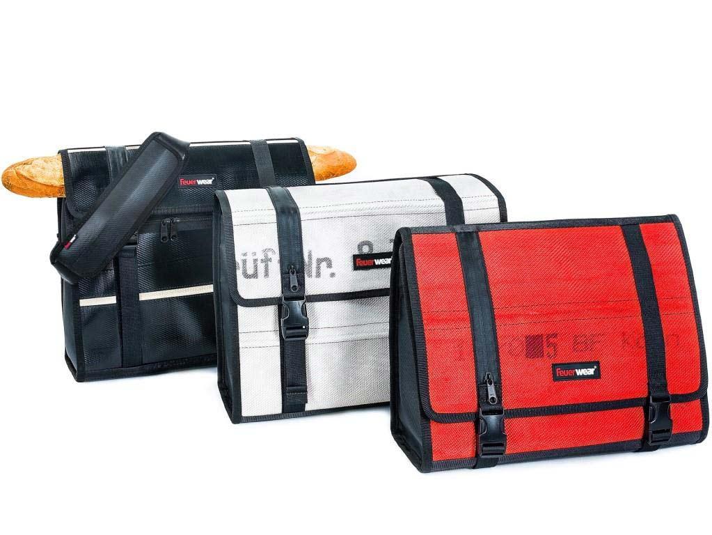 CityNEWS verlost drei Feuerwear-Taschen - copyright: Feuerwear