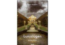 """Der neue Kölner Krimi """"Luxuslügen"""" von Edith Niedieck copyright: CMZ-Verlag"""