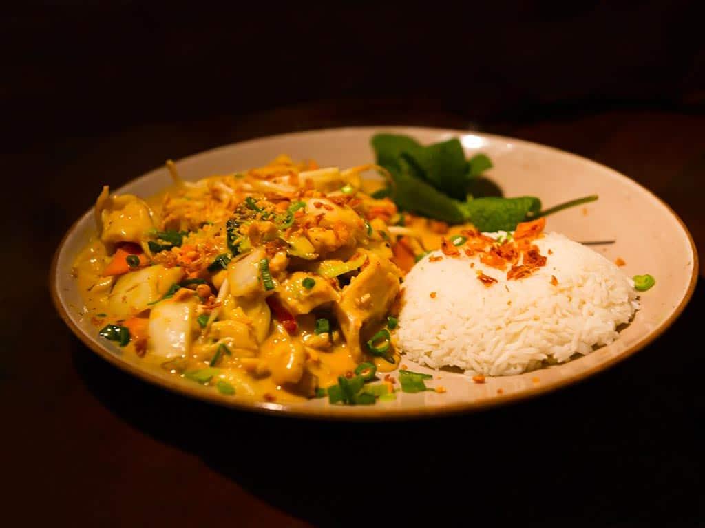 Das knackig-frische Essen im Bonjour Saigon hat sich längst einen Namen in Kölns Gastroszene gemacht. copyright: CityNEWS / Alex Weis