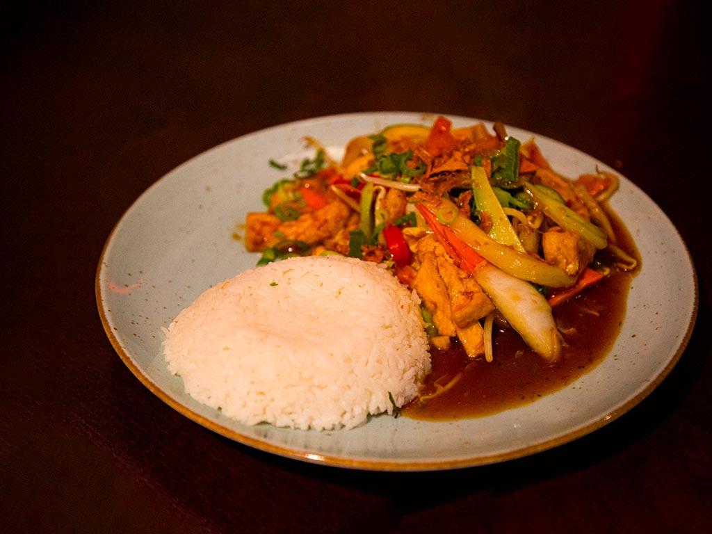 Im Restaurant erwartet die Gäste authenische Speisen aus Vietnam. copyright: CityNEWS / Alex Weis