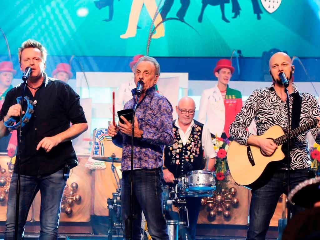 Die Proklamation des Kölner Drigestirns zeigt der WDR am Sonntag, 12.01.2020 um 20:15 Uhr. Mit dabei sind u.a.: die Bläck Fööss. copyright: WDR/Dirk Borm