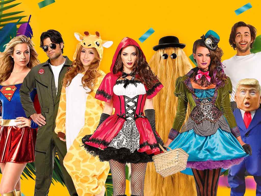Diese Kostüme sind beim Karneval 2020 angesagt! copyright: MASKWORLD