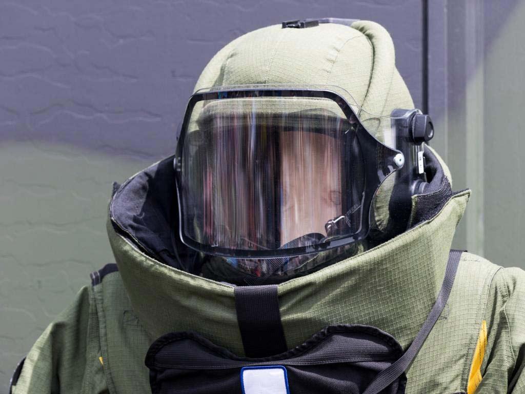 Die Experten des Kampfmittelbeseitigungsdienstes werden am Sonntag, 26.01.2020 einen möglichen Bombenfundort in Köln-Merheim untersuchen. copyright: www.ChristianSchwier.de / stock.adobe.com