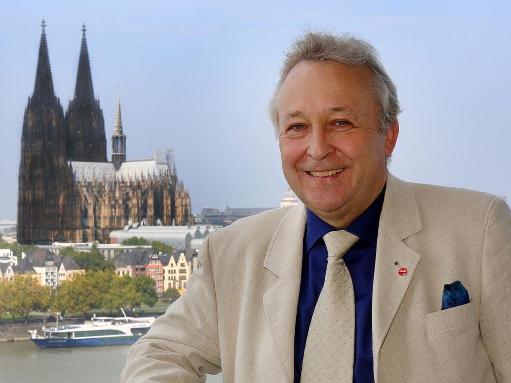 Heinrich Remagen führt das Kölner Unternehmen zusammen mit seinen Söhnen. copyright: Martina Goyert