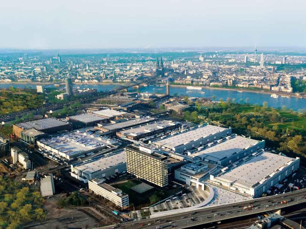Die IAA in Köln soll laut Vorstellungen zur gamescom der Mobilität werden. copyright: Koelnmesse GmbH