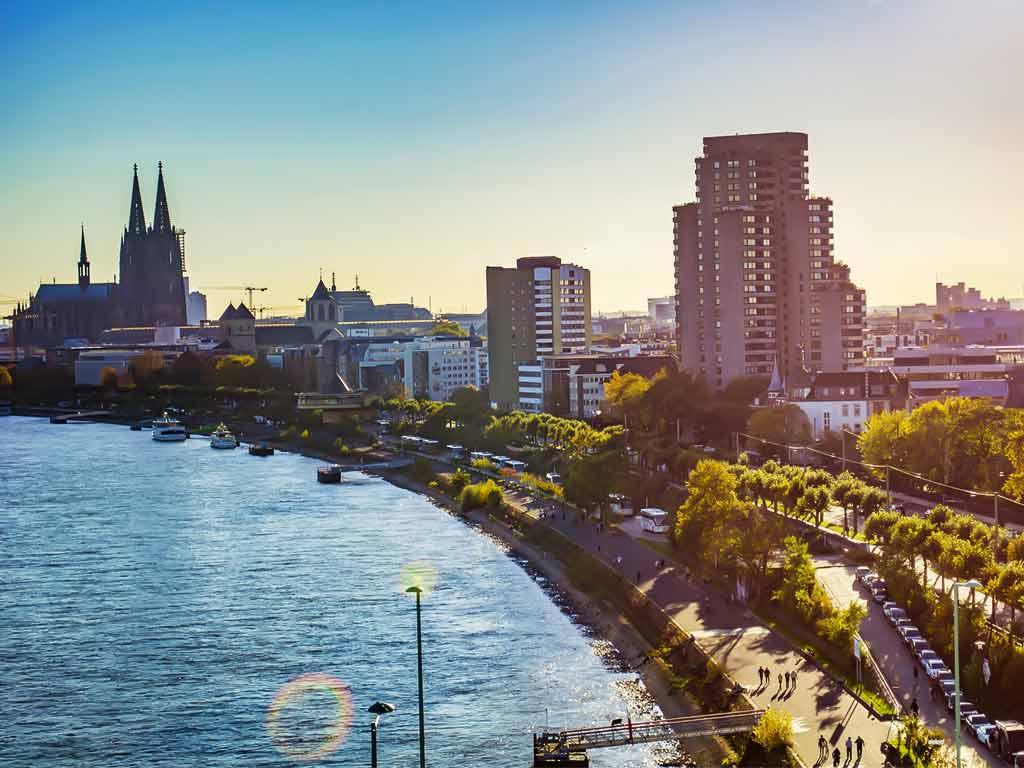 Die Kölner Innenstadt ist bei Zuzüglern die Nummer 1 copyrigt: pixabay.com