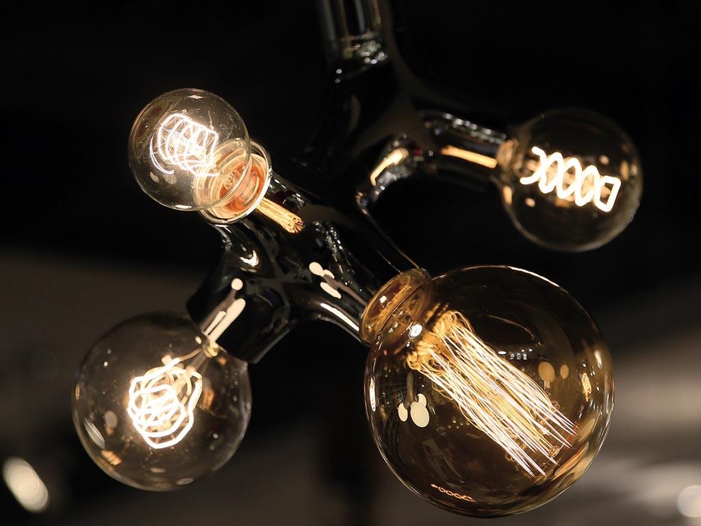 Der Siegeszug des elektrischen Lichts copyright: Martina Goyert