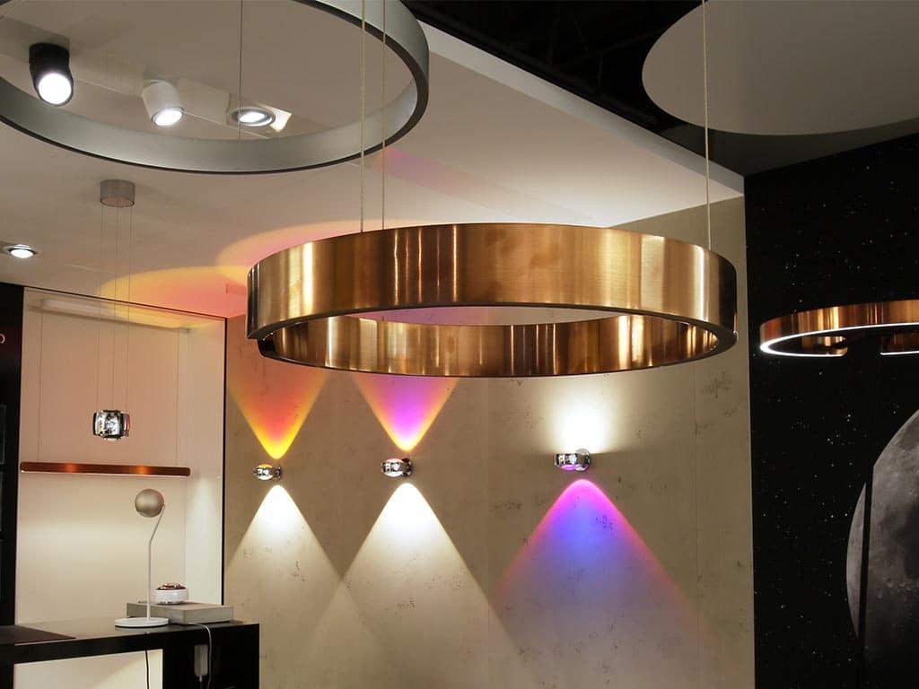 Das ursprüngliche Beleuchtungshaus ist zum gefragten Lösungsanbieter rund um den Themenkomplex Licht- und Raumqualität geworden. copyright: Martina Goyert