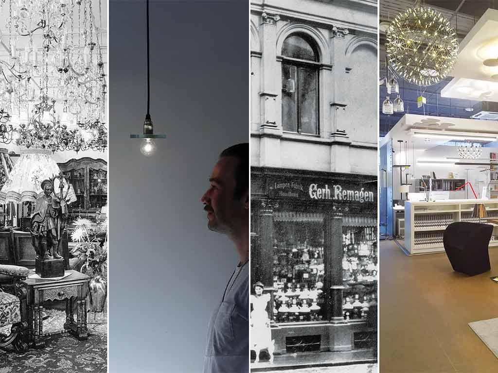 Jubiläum: 175 Jahre Lichthaus Remagen in Köln copyright: remagenlicht
