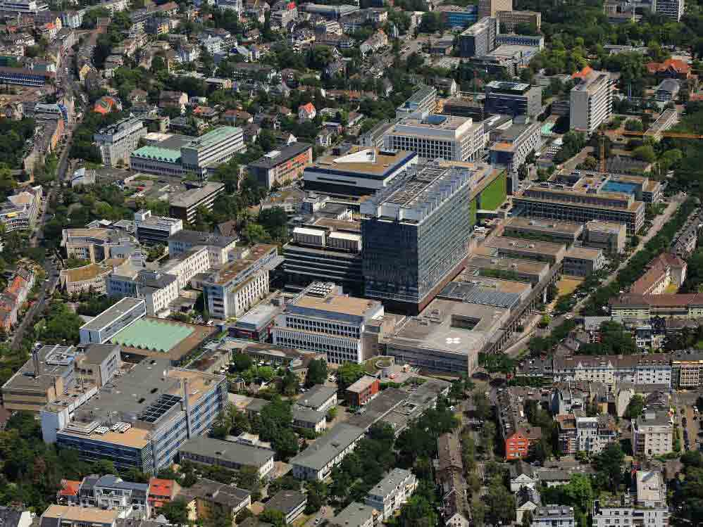 Die Uniklinik Köln sagt nicht zwingend erforderliche Operationen ab. copyright: Universitätsklinik Köln / Peter Sondermann / Stadt Köln