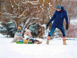 Winterurlaub mit der ganzen Familie: Was ist zu beachten? copyright: Envato / travnikovstudio
