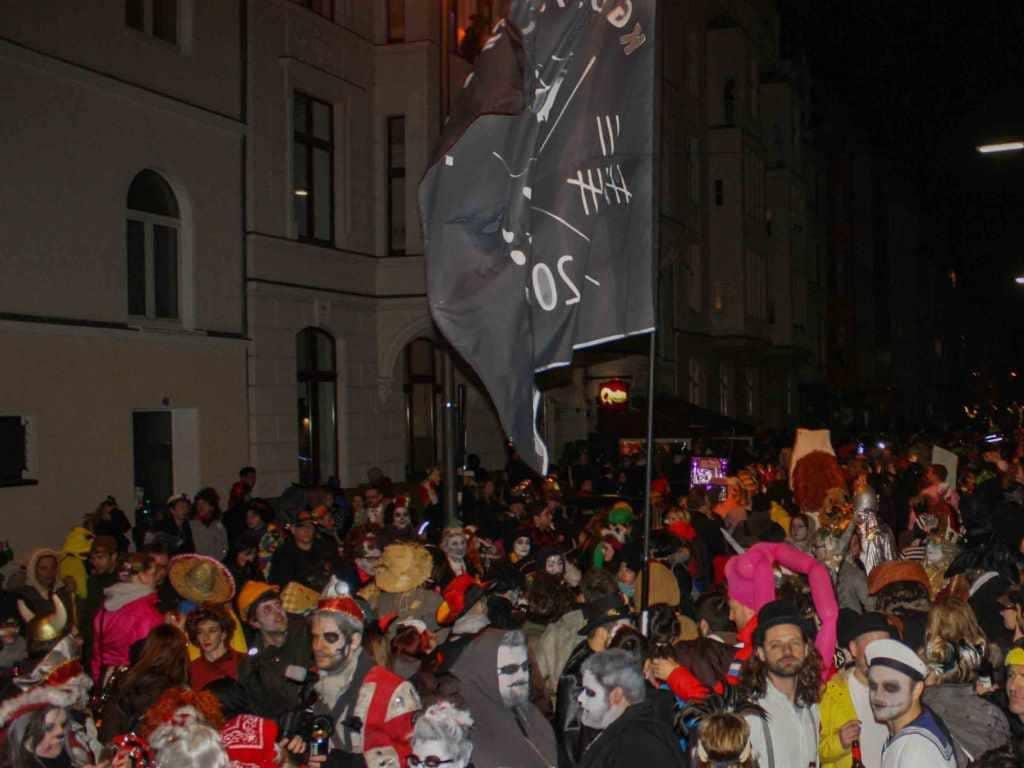 Geisterzug in Köln galt als Karnevalsveranstaltung copyright: CityNEWS