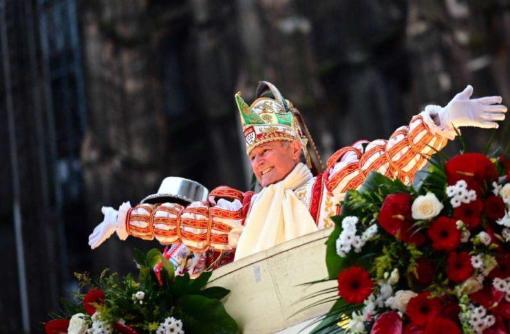 Gruppen Rosenmontagszug Köln