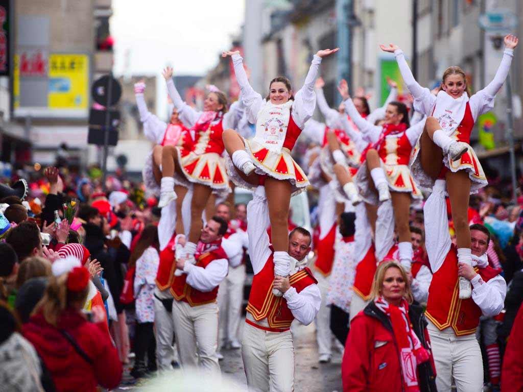 Wo hat man die beste Sicht auf den Zoch in Köln? copyright: Festkomitee Kölner Karneval
